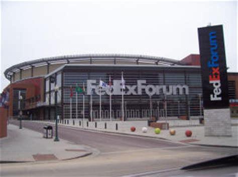 fedexforum parking garage price nba basketball arenas grizzlies home arena