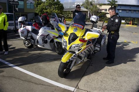Should Police Escort Your Motorcycle Ride?