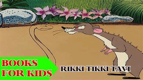 Rikki Tikki Tavi, Audio Book For Kid