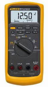Guide  How To Use An Electronic Digital Multimeter  Dmm