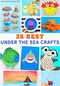 The 167 Best Ocean And Sea Life Crafts And Activities For