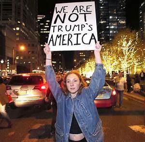 Anti-Trump Organizers Plan Massive 'J20' Event To Mark ...