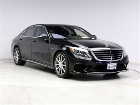 Adding to that their collaboration with mclaren and amg, mercedes currently produce cars that rival sporty italians in terms of speed and flamboyance. Used Mercedes-Benz S63 AMG for Sale