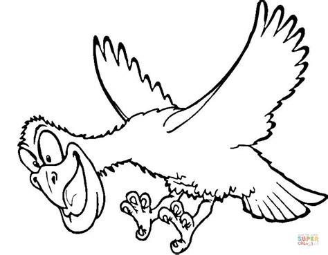 Kleurplaat Garuda by Hawk Coloring Pages