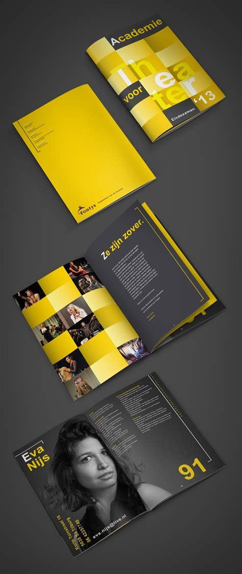 graduation brochures  psd ai indesign vector