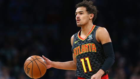 Rayford trae young (born september 19, 1998) is an american professional basketball player for the atlanta hawks of the national basketball association (nba). Hawks' Trae Young Felt 'Disrespected' After NBA Draft Night Trade | Heavy.com