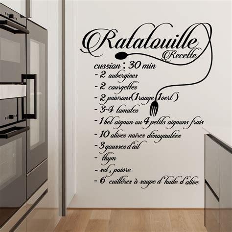 stickers recette de cuisine sticker citation recette ratatouille stickers cuisine