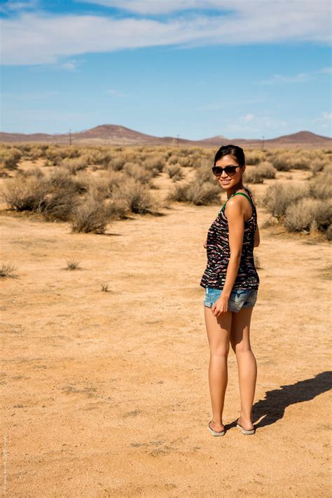 In the Mojave Desert - Southern Nevada