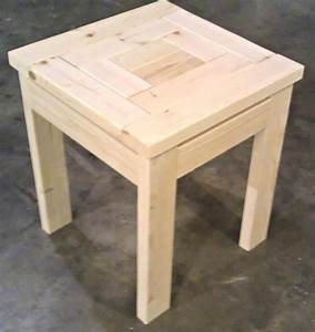 Narrow End Table Plans Decorative Table Decoration