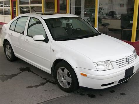 Find Used 2001 Volkswagen Jetta Tdi Sedan 4-door 1.9l In