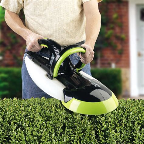 new garden groom quot midi quot pro 3 in 1 electric hedge trimmer mulcher bagger ebay