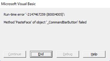 Office 365 Xlstart by Microsoft Excel Visual Basic Error Microsoft Community