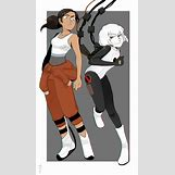 Portal 2 Chell And Glados   1024 x 1770 png 553kB