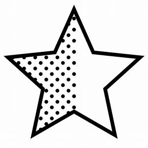 Star Half Empty Icon - Free PNG and SVG Download  Star