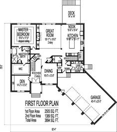 craftsman style home interior right angled garage house plans