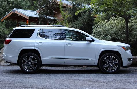 2020 Gmc Acadia Changes by 2020 Gmc Acadia Denali Interior Colors Changes Price