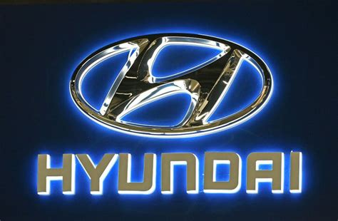 hyundai kia logo hyundai kia recall compact cars to fix brake light