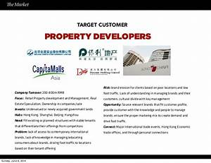 china international fashion distribution and brand With property development business plan template free