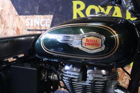 Royal Enfield Bullet 500 Efi Image by 2017 Royal Enfield Bullet 500 Efi Abs Rear Disc Brake