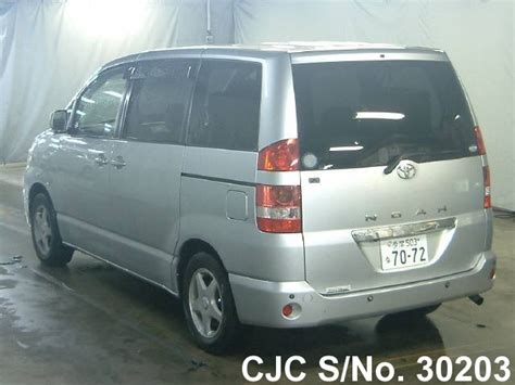2003 toyota noah silver for sale stock no 30203 used cars exporter