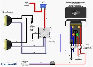 How To Wire A 5 Pin Relay Diagram 12 Volt Relay Wiring