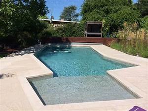 Renovation Piscine Carrelée : r novation d 39 une piscine forme libre sainte foy les lyon ~ Premium-room.com Idées de Décoration