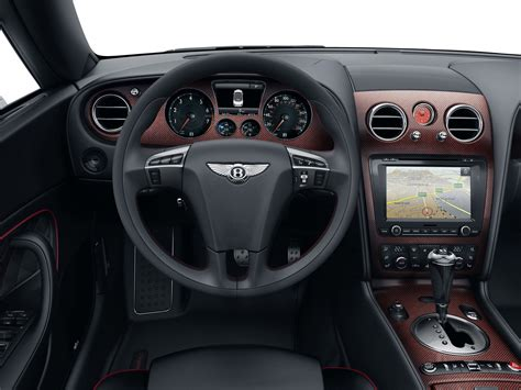 Bentley Continental Supersports Convertible Ice Speed