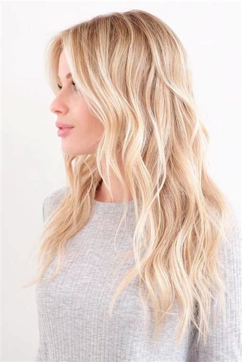 hair color   blonde hair colors