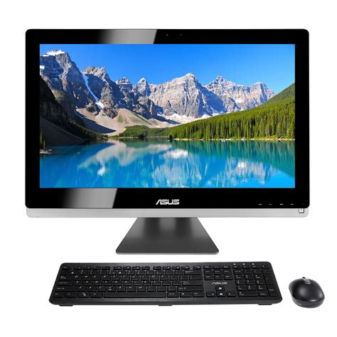 meuble de bureau professionnel asus all in one pc et2702igth bh002k pc de bureau asus