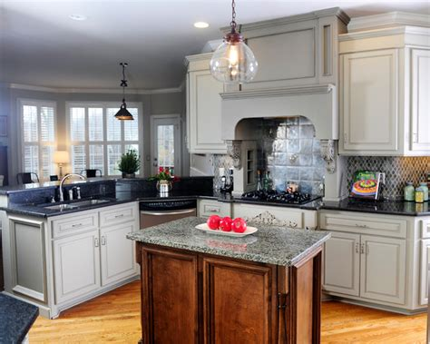 grey cabinets kitchen painted grey painted kitchen cabinets traditional kitchen 4058