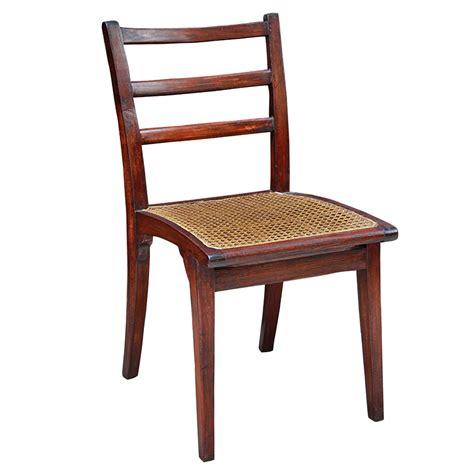 colonial burmese teak rattan dining chairs slabs