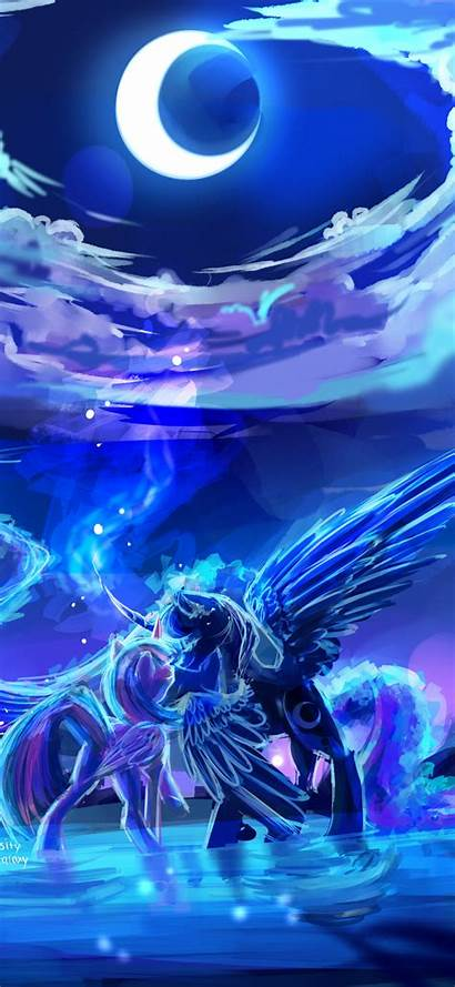 Pony Wallpapers Magic Cellphone Cave Friendship Tv
