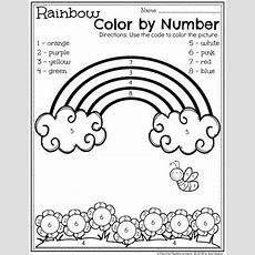 Rainbow Activities  Preschool Worksheets  Preschool Worksheets, Numbers Preschool, Rainbow