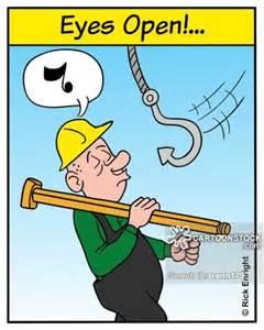 Crane Safety Cartoons Funny