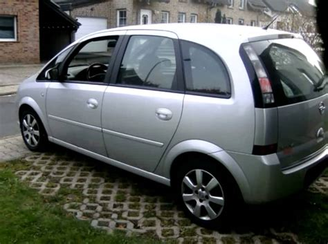 opel meriva 2006 opel meriva 1 6 16v edition 2006 3 youtube