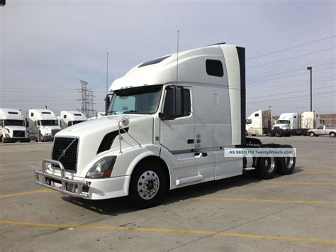 2011 volvo semi truck 2011 volvo vnl 670