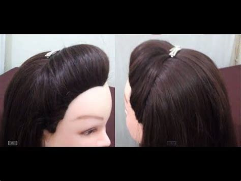 how to make puff hairstyles hair
