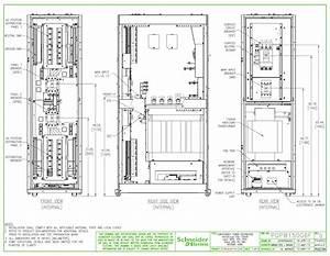 Infrastruxure Pdu  150kva  416a  480v 208v Isolation