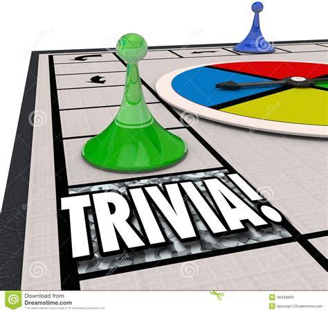 Trivia Board Game Fun Knowledge Challenge Playing Quiz