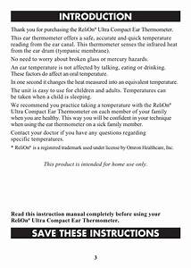 Introduction  Save These Instructions