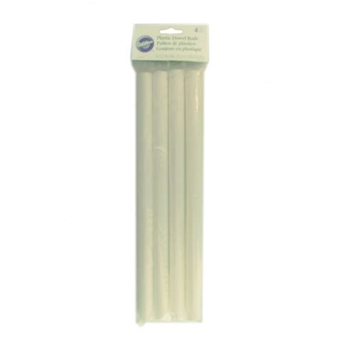 Heavy Duty Plastic Dowel Rods