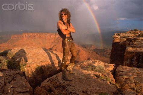 Jon Bon Jovi Blaze Glory Photo