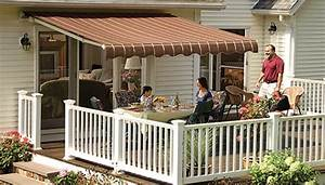 Sunsetter Manual Awnings