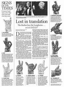 Illuminati Hand Signs and Symbols