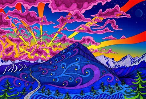 Trippy Wallpaper Art Free Download Wallpaper Dawallpaperz