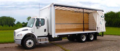 curtainside truck bodies brown industries