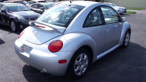 2002 Volkswagen Beetle 2.0 Gls 5-spd Walkaround, Start Up
