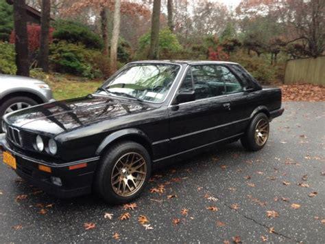 1987 Bmw 325i Convertible E30 For Sale