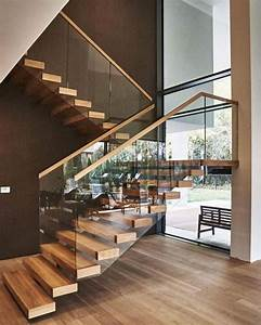 11, Awesome, Modern, Wooden, Stair, Design, Ideas, For, Minimalist, Homes, U2013, Home, And, Apartment, Ideas