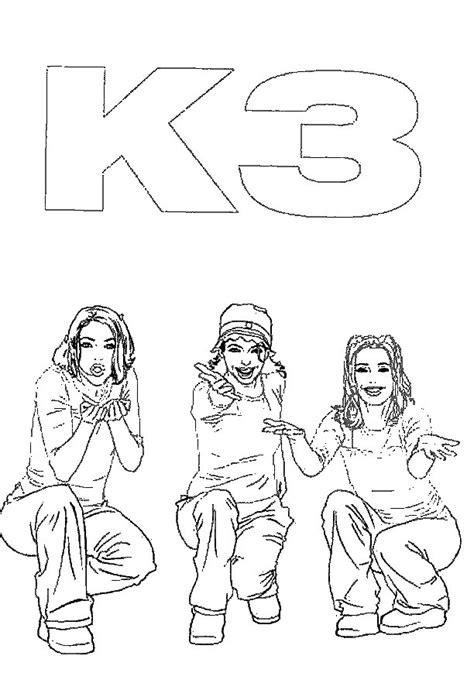 K3 Kleurplaat Printen by Kleurplaat Kleurplaat K3 2785 Kleurplaten